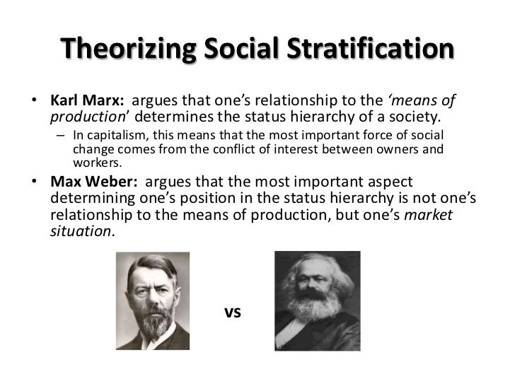 Marx and the Threat of Inequality