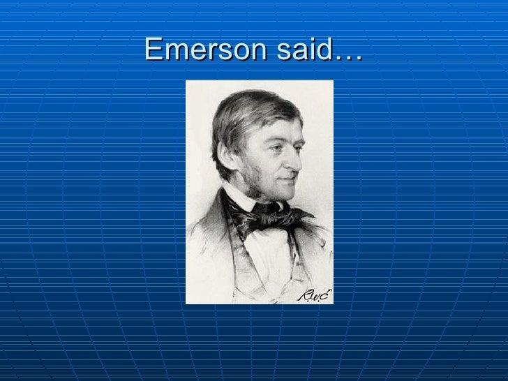 Emerson said…