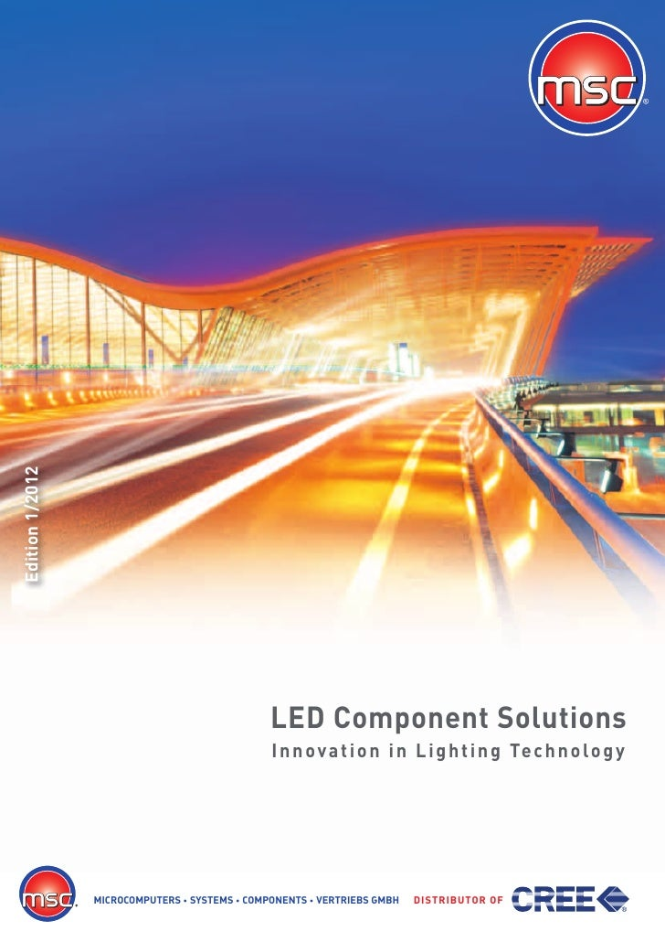 Edition 1/2012                                                LED Component Solutions                                     ...