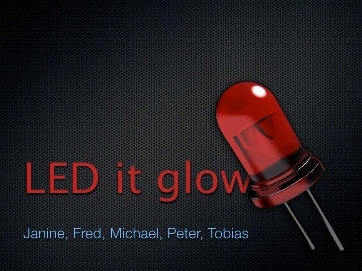 LED it glow 1