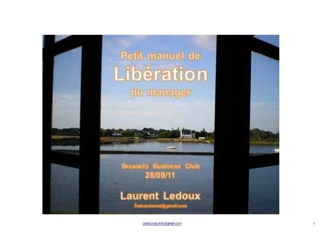 Ledoux.laurent@gmail.com 1