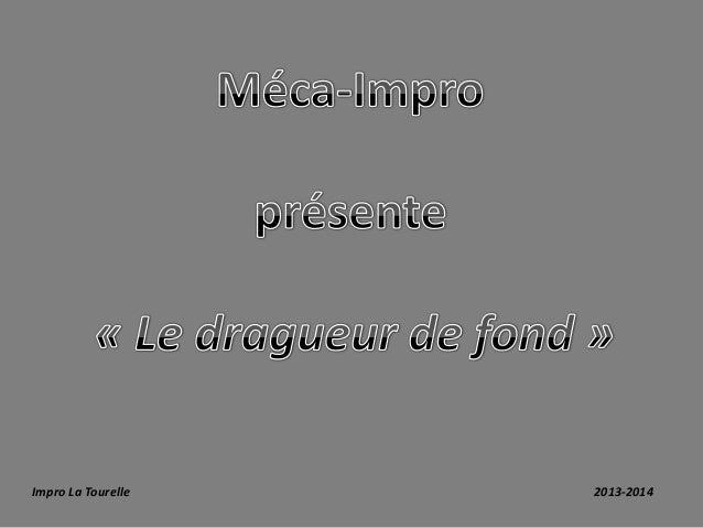 Impro La Tourelle 2013-2014