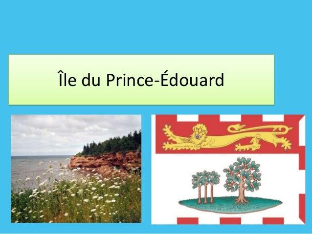 Île du Prince-Édouard