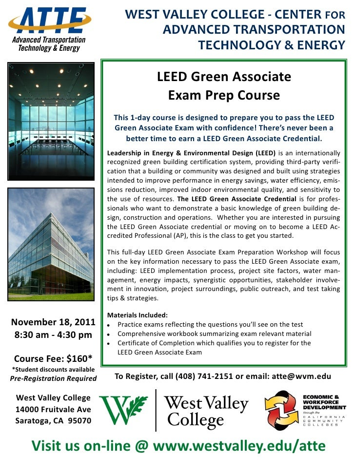 usgbc leed green associate study guide free download