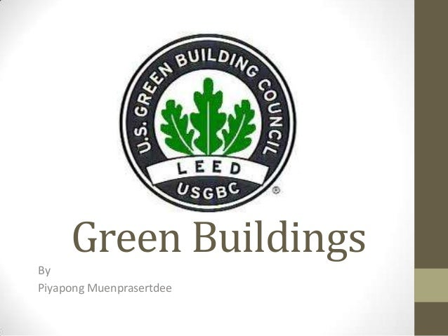 By     Green BuildingsPiyapong Muenprasertdee