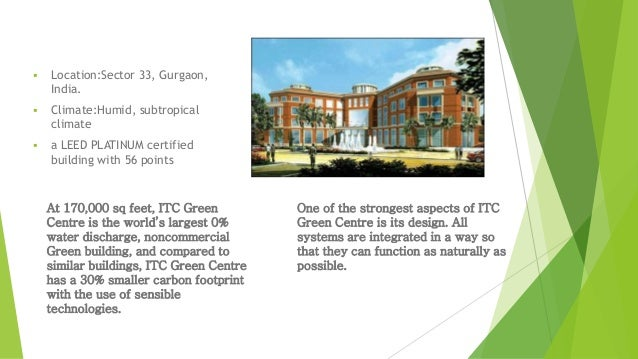 green building india case study