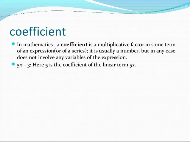 definition of function in mathematical terms Introduction to mathematical phrase and terms: in this article we are going to learn about, what is the definition of mathematics what is the definiton of a mathematical phrase.