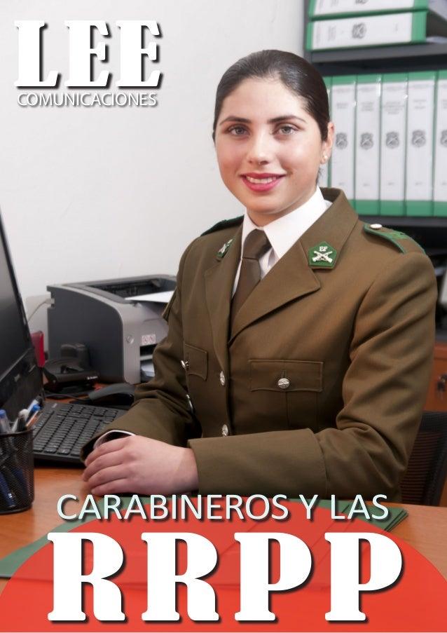 LEECOMUNICACIONES RRPP CARABINEROS Y LAS