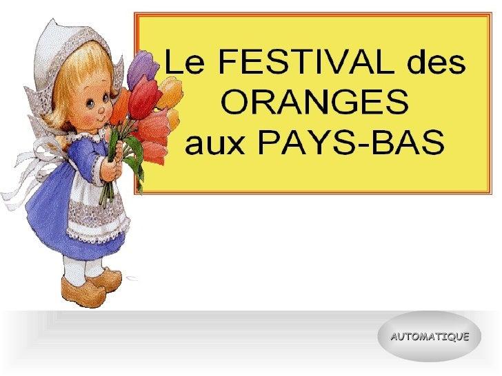 Festival De Naranjas