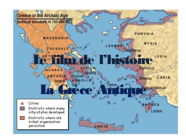 L film de l'histoire e L Grèce Antique a