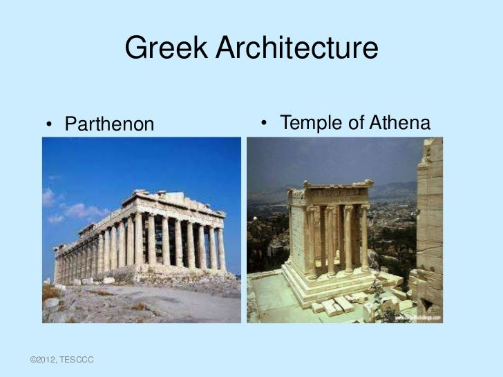 Greek Architecture Parthenon ancient greek architecture parthenon