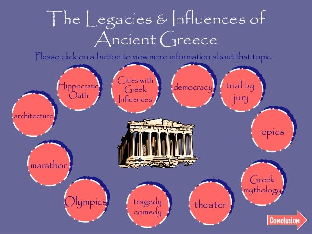 greek legacies Complete this teacher-scored portion of the unit test, and submit it to your  teacher by the due date for full credit (20 points) 1 greek and roman legacies  to the.