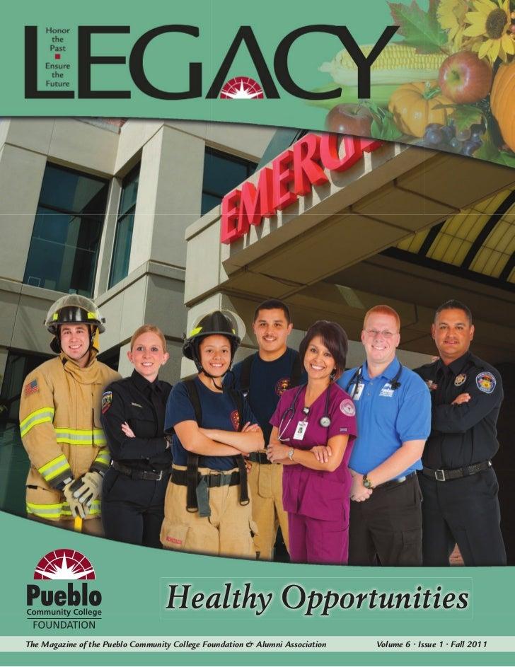 Legacy Fall 2011
