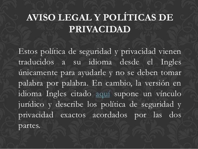 Legal Monterrey