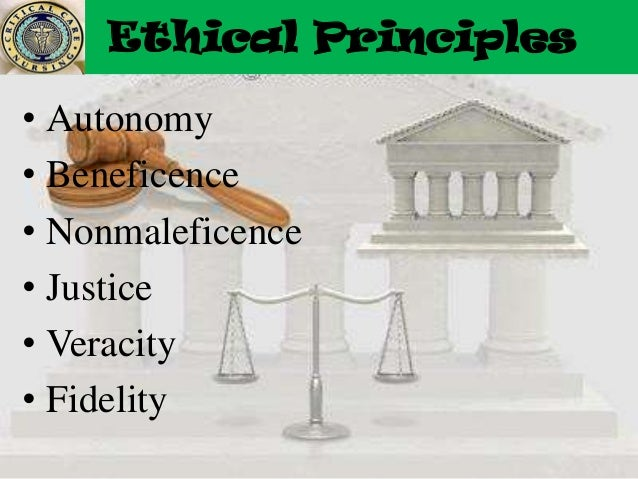 five principles autonomy beneficence nonmaleficence justice and fidelity Home » ethical principles and the case the code asserts that case management is guided by five ethical principles autonomy beneficence nonmaleficence justice.