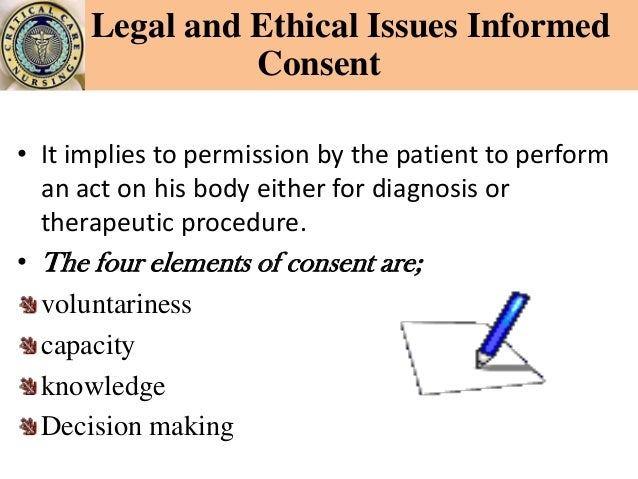 essays on law and ethics in nursing Nysed / op / professions / nursing / practice information / ethical  a code of ethics serves to inform both nurses and society of the profession's .