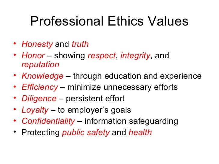 negotiation and ethics