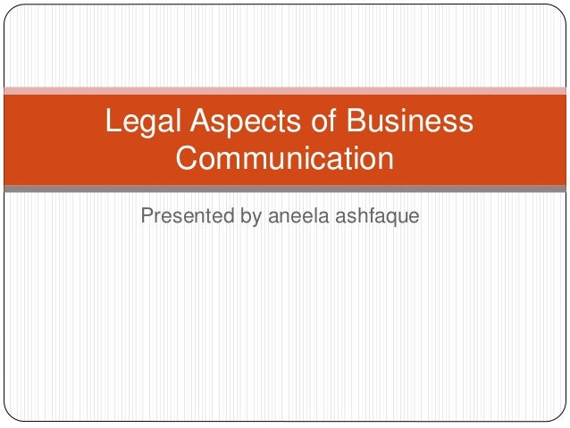 Bankruptcy - Legal Aspects of Business Law