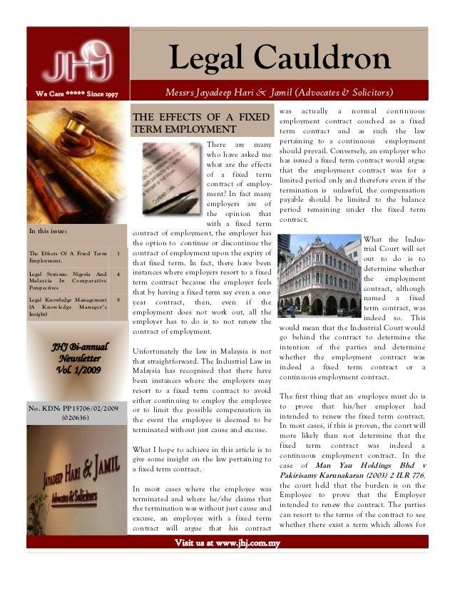 Legal Cauldron  We Care ***** Since 1997                  Messrs Jayadeep Hari & Jamil (Advocates & Solicitors)           ...