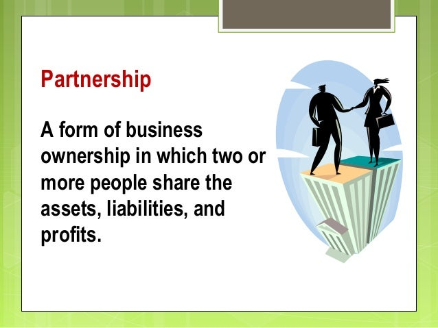 which form of ownership is for