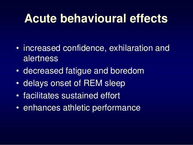 The Risks of Amphetamines, Stimulants, and Performance Enhancing Drugs