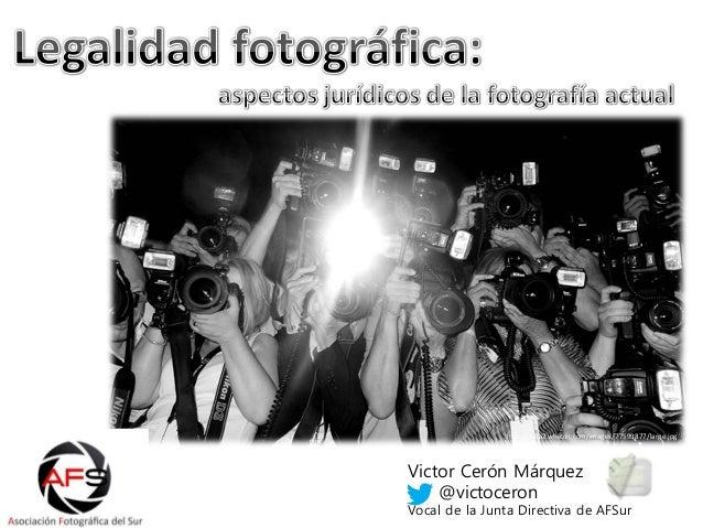 Legalidad fotográfica