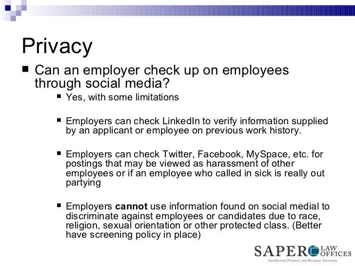 social media privacy essay Popular Essays