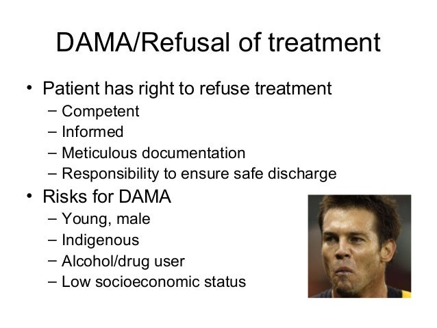 right to refuse treatment