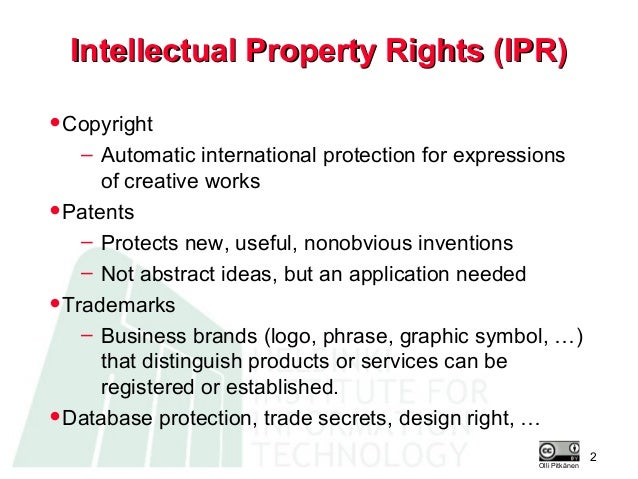 Software trademark protection