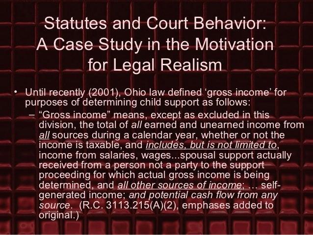 Calendar Year Legal Definition : Legal realism