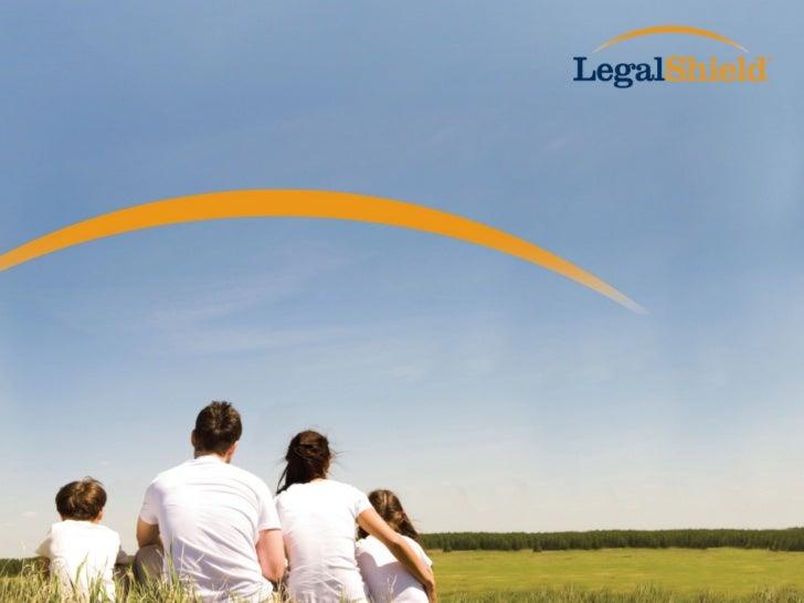 LegalShield Presentation for Sound dial 1-712-432-9190