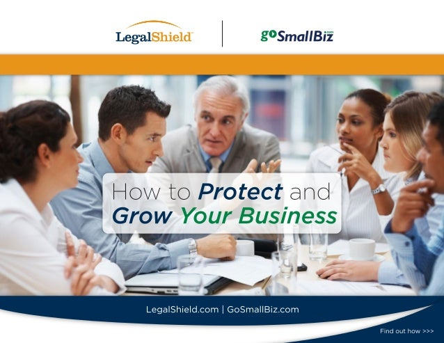 Legalshield for Small Businesses