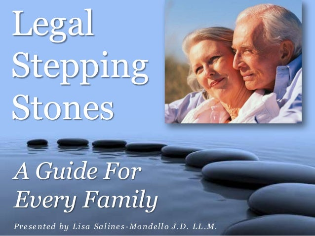 Legal Stepping Stones