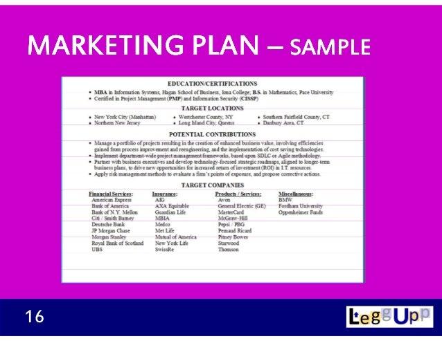 trifecta enhanced resume marketing plan t style cover letter