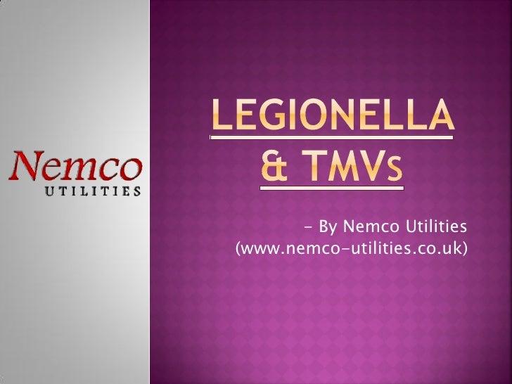 - By Nemco Utilities(www.nemco-utilities.co.uk)