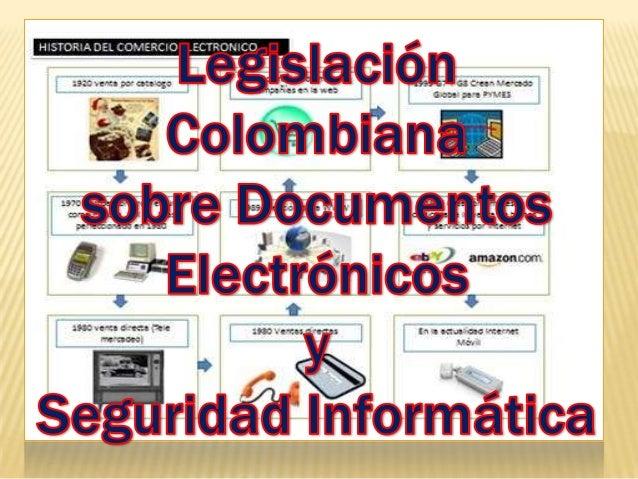 INTRODUCCIÓNCon el constante desarrollo tecnológico, queno es ajeno a la documentación electrónica,que establece como los ...