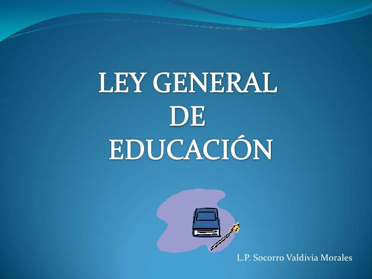 Ley federal de educaci n for Ley del offside