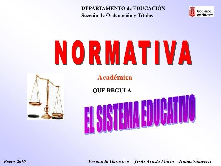 DEPARTAMENTO de EDUCACIÓN               Sección de Ordenación y Títulos                        Académica                  ...