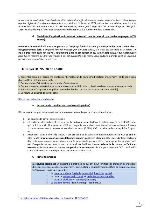 Modele avenant contrat de travail auxiliaire de vie - Grille salaire auxiliaire de vie sociale ...