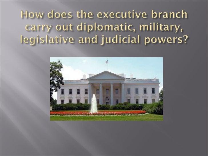 Legislative powers321