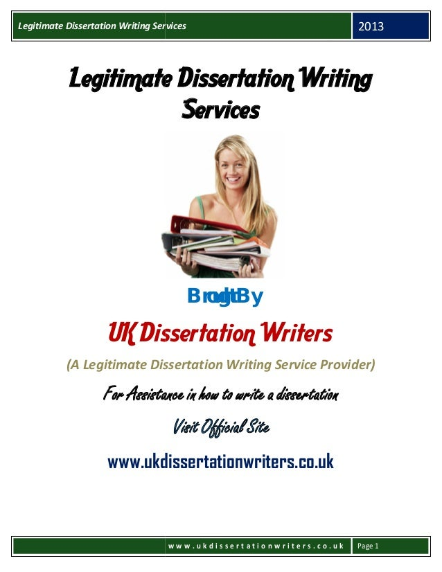 Dissertation Review Services In Uk