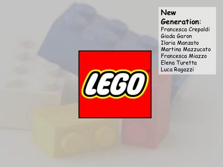 NewGeneration:Francesca CrepaldiGiada GaronIlaria ManzatoMartina MazzucatoFrancesca MiazzoElena TurettaLuca Ragazzi
