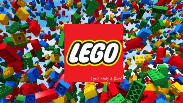 Lego: Strategy Analysis & Business Model