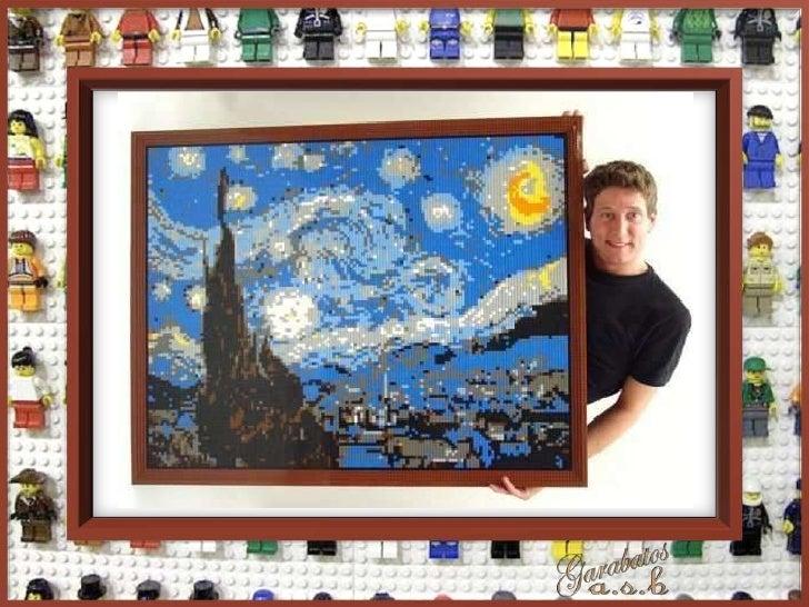 Lego Art (Nathan Sawaya)