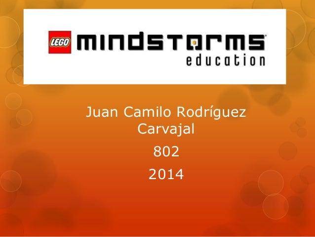 Juan Camilo Rodríguez  Carvajal  802  2014
