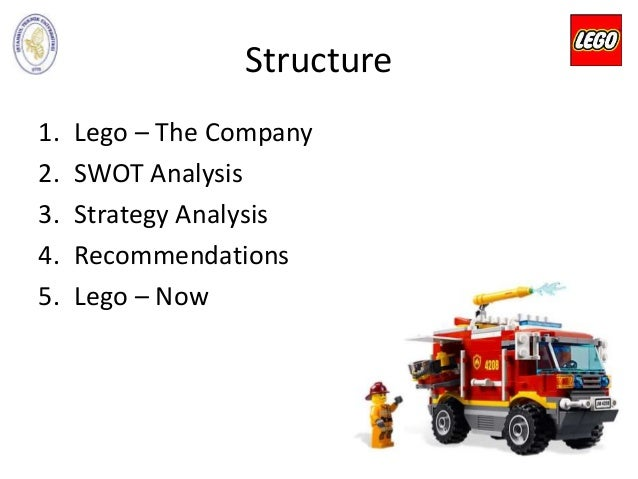 lego strategic analysis
