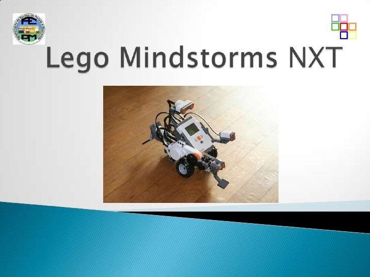 Lego MindstormsNXT<br />