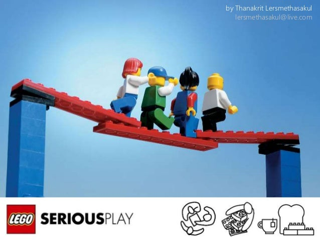 Serious Business Lego Lego Serious Play by