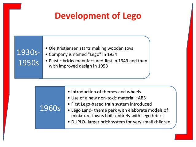 lego marketing analysis For this reason i am going to describe how lego has designed its marketing  strategy, what principles guide it, how all the channels are.