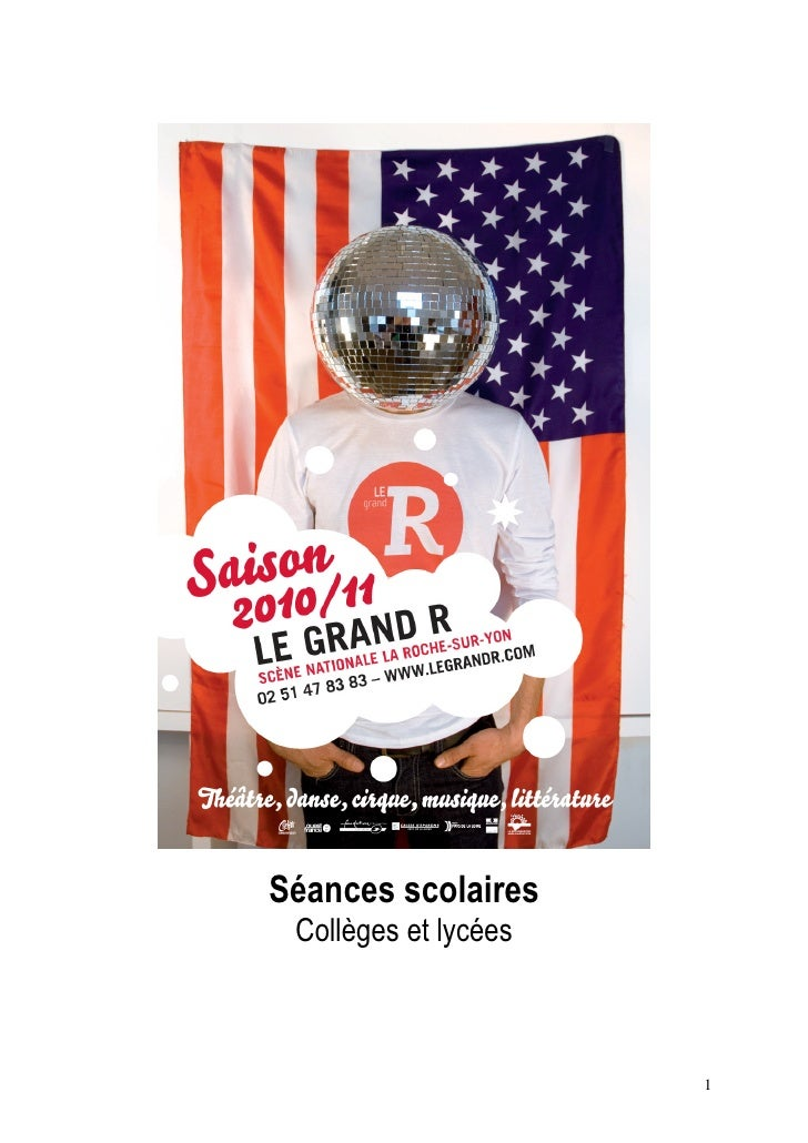 Le grand r   plaquette  colleges et lycees